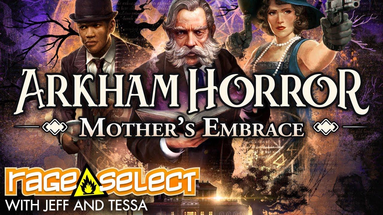 Arkham Horror: Mother's Embrace (The Dojo) Let's Play