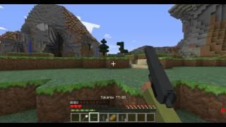 Minecraft фильм ''Советские танкисты'' (Великая Отечественная Война)