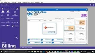 Basic billing software, the project is written in vb.net 2010 as front end , sql server compact database back with crystal report by siddheshwar softw...