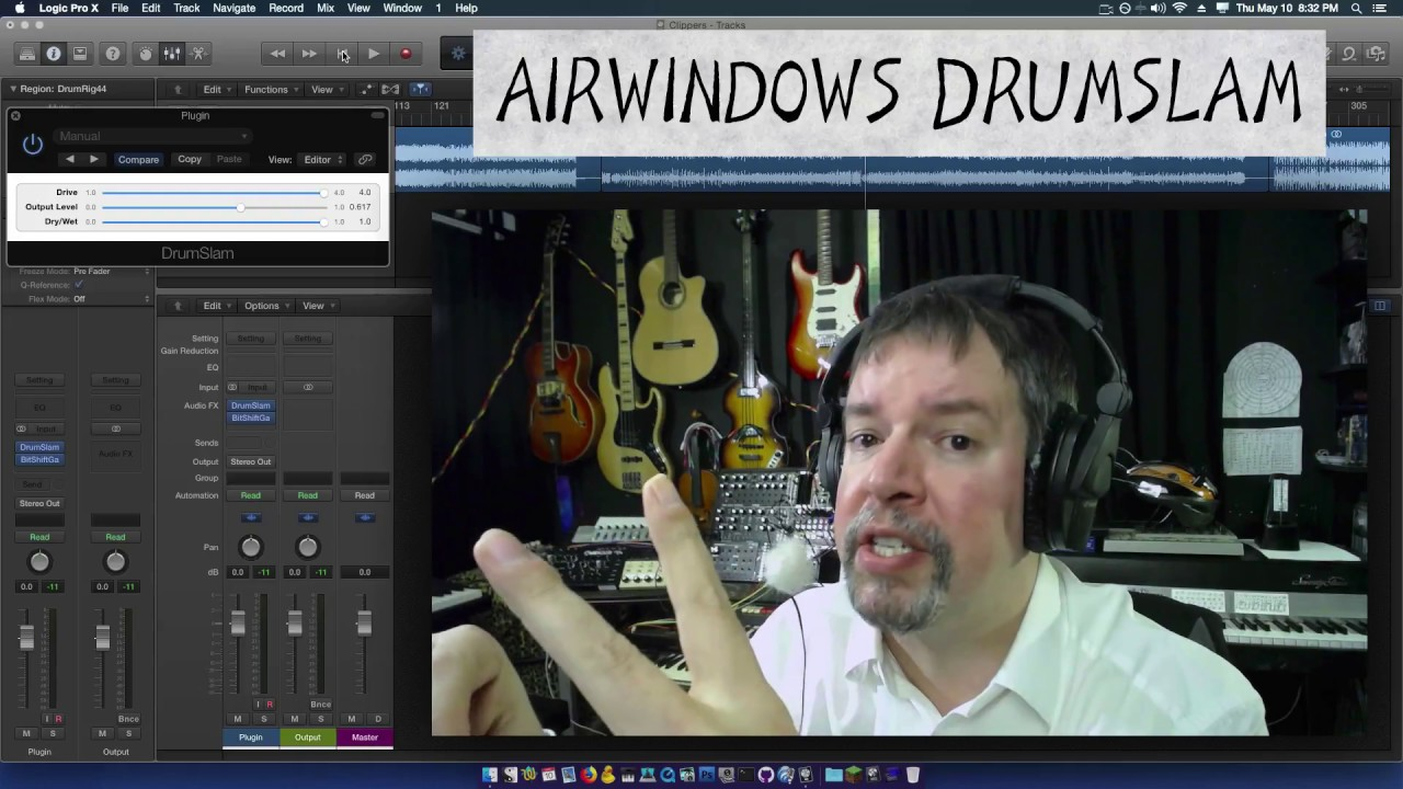 DrumSlam | Airwindows