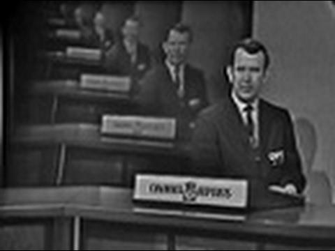 WFLA Channel 8 - Channel 8 Reports (Pre-Show Break, 1965)