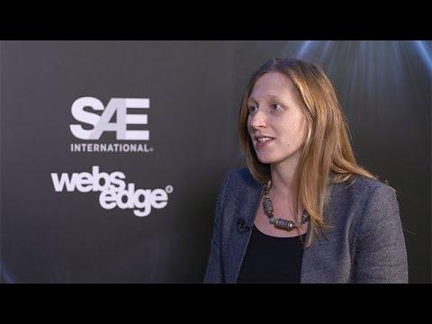 WCX17 Interview - Megan Neese, Senior Manager, Future Lab, Renault-Nissan Alliance