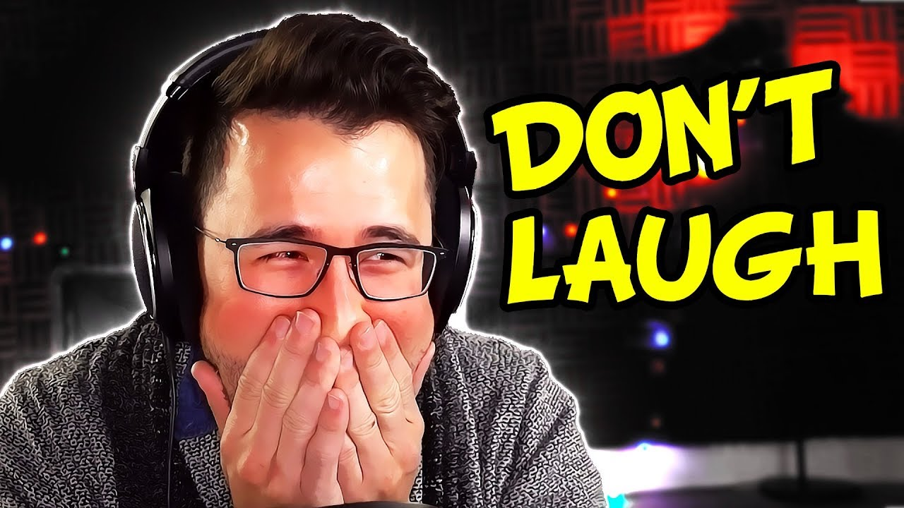 Try Not To Laugh Challenge #12 - YouTube Markiplier Try Not To Laugh