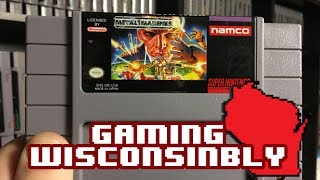 Metal Marines SNES Review - Gaming Wisconsinbly