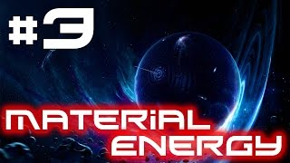 Minecraft Material Energy^4 - Biodome of Death! #3