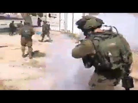 תקרית בה נפצע פלסטיני בנבי סלאח