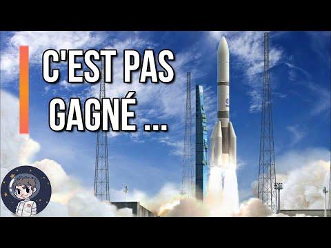 ARIANE 6 n'est pas prête à voler ... - Le Journal de l'Espace #106 - Actualité spatiale