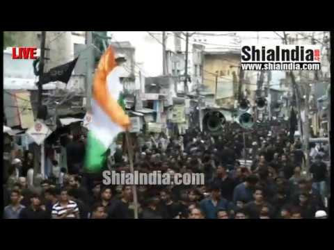 (P4) 20th Ramzan Qaumi Matami Juloos Live Footage 1438-2017