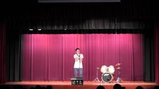 skhcyss的SKHCYSS 2014-15 歌唱比賽決賽 邱嘉弦 吻別相片