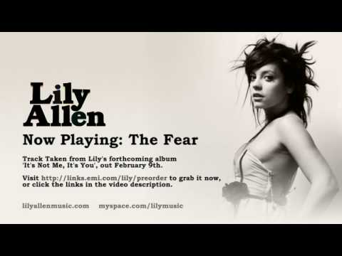 Lily allen | the fear (official audio) youtube.