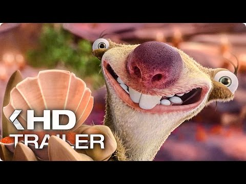 Ice Age 5: Collision Course ALL Trailer &...