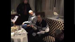 воровская сходка в Одинцово; 24.01.2013