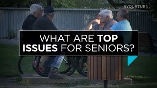 What are the top issues for seniors in Canada today? | Outburst