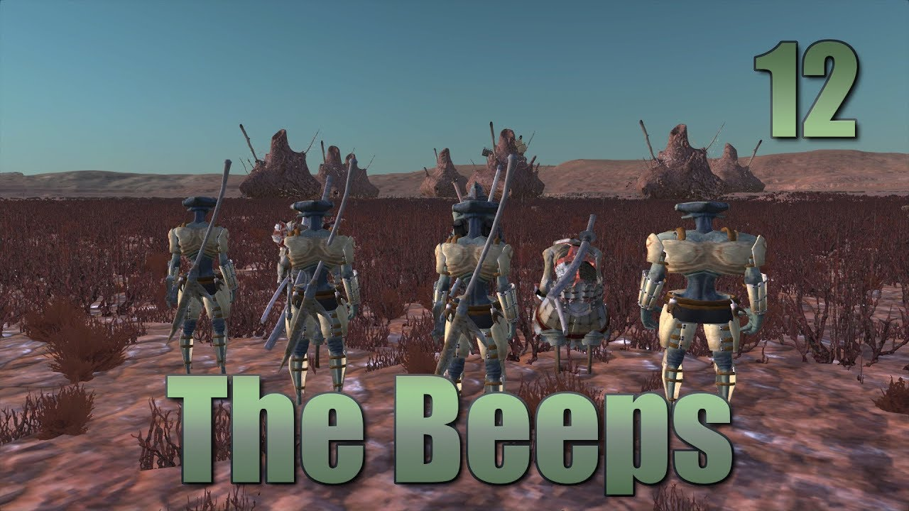 A Colony of Beep(Kenshi Hive LP Part 12) Assimilation!