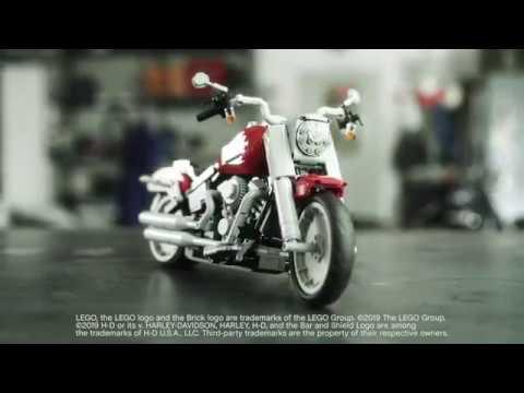 LEGO Fat Boy | Harley-Davidson