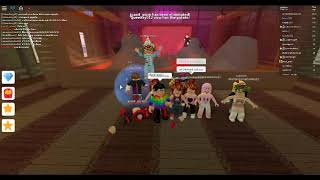 The day that Roblox along with Vitoria MineBlox and Julia MineGirl together to very happy