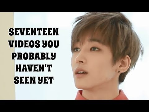 ▫Seventeen Videos You Probably Haven't Seen Yet▫
