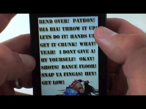 Lil Jon: The Official Soundboard iPhone App Review
