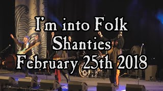 Pyrates! - I'm into folk - (live at Shanties 2018)
