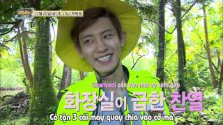 [Vietsub] Law of the jungle preview - Chanyeol's 100 charms