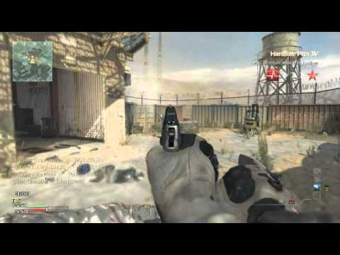 SHG Red Sonja - MW3 Game Clip