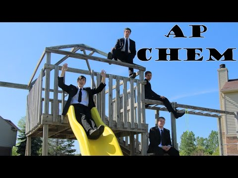 AP Chemistry Music Video--One Reaction