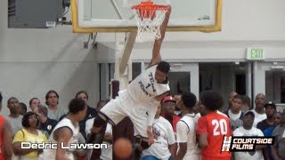 Dedric Lawson (2016) Mixtape @ The Real Deal In The Rock