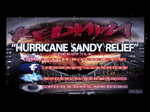 Redman - Hurricane Sandy Relief Freestyle (Official Audio) Mp3