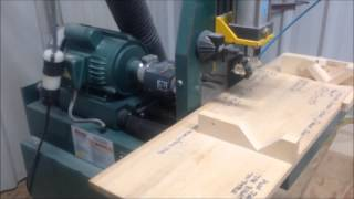Orbitbid.com - Amerida Premium Hardwoods - Grizzly G4185 Boring Machine 3/31/15