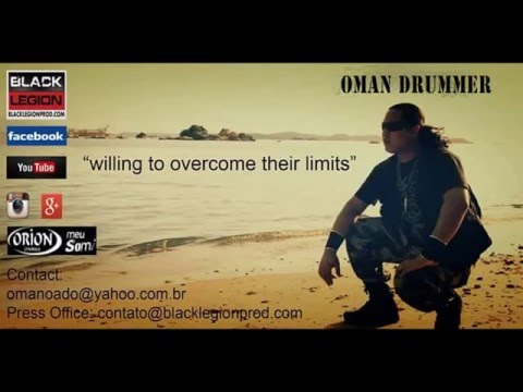 Oman Drummer - Jam sessions 2016