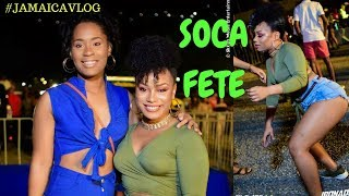 Jamaica Vlog | Jamaican Fete, Dinner Party and Karaoke