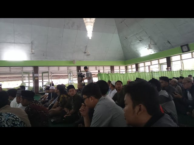 MEMBONGKAR MISTERI MAKNA ASSHOLATU MI'RAJUL MUKMININ. Prof. Dr. KH. Buya Syakur Yasin, MA