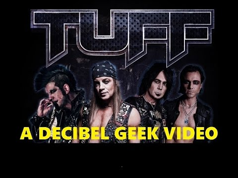 TUFF: American Hair Band (A Decibel Geek Video)