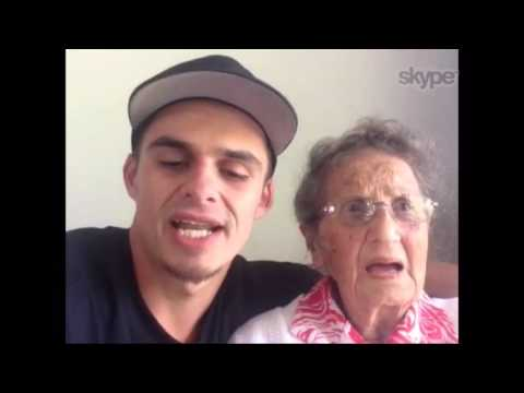 Young man dancing with nanny goes viral: RNZ Checkpoint