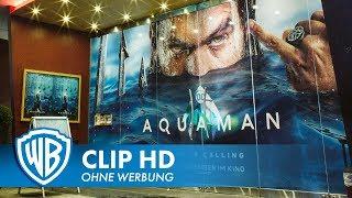 AQUAMAN - Event Screening Hamburg Deutsch HD German (2018)