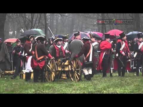 Bitwa pod Małujowicami - inscenizacja - Brzeg - 9.04.2016