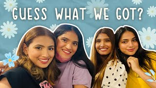 Guess What We Got | Aashna Hegde