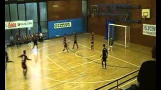 Toniolo Milano calcio a 5  VS   Bitecnology Reggiana calcio a 5