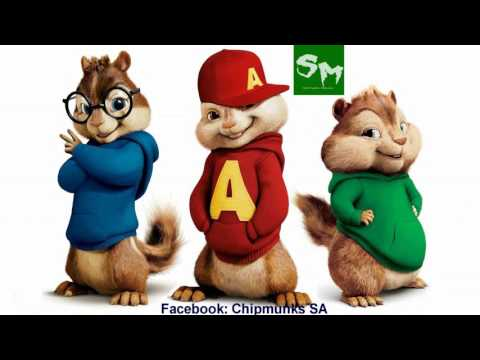 Amanda Black - amazulu(chipmunks version)