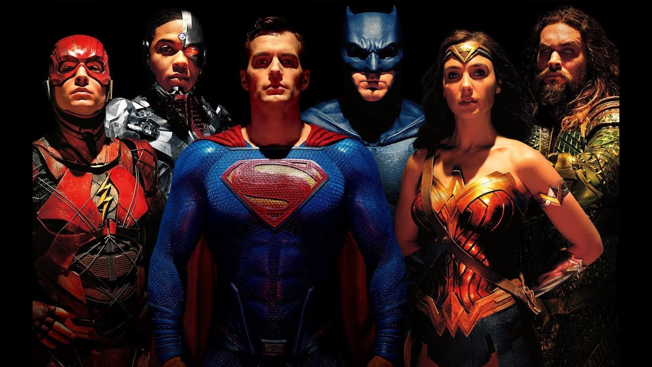 Justice League - Character Themes/Motifs (DCEU) - YouTube