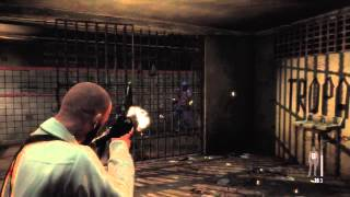 Max Payne 3 - Walkthrough Part 30 - UFE Police Station (PS3/Xbox 360/PC)