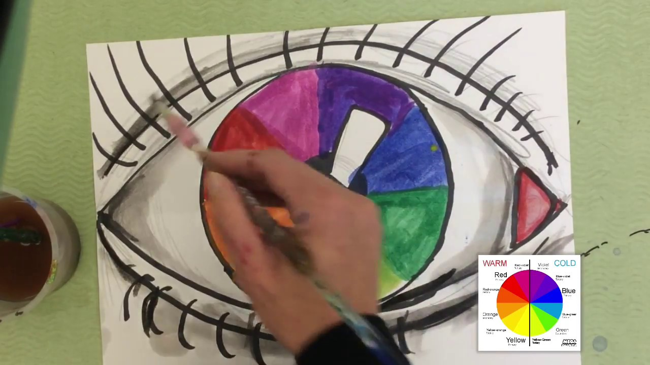 Eye Of Color Color Wheels Youtube