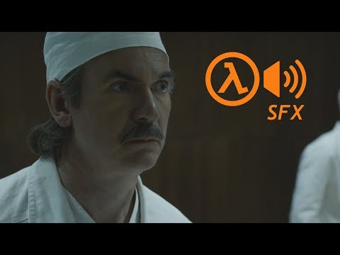 Chernobyl dubbed with Half-Life SFX