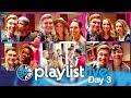 PlayListLive Day 3 | VLOG | Jason Frazer