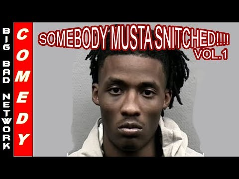 Somebody Musta Snitched !!! Ep.1 John Bell