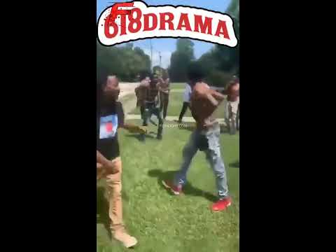 Shay Diddy - Held It Down: Two Friends Go Toe To Toe Against 6 Guys