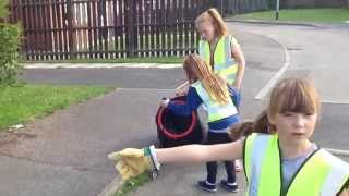 Environmentalists Litter Pick