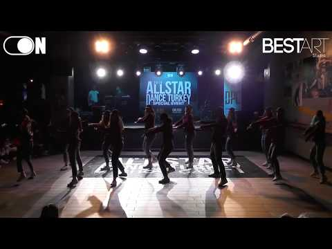 All Star Dance Turkey Special Event | OBC Family Showcase