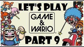 Game & Wario [Part 9] - Taxi VS Aliens