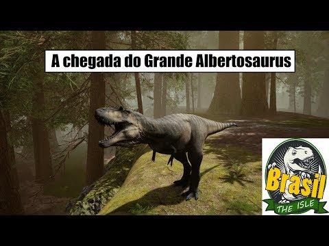 Albertosaurus - THE ISLE BRASIL OFICIAL - NOVIDADE !!!
